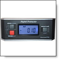IP65 Water-proof Digital Inclinometer