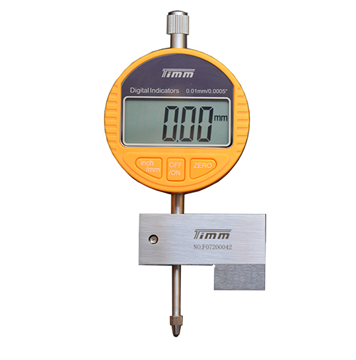 Digital Plane Gap Step Gauge with Indicator